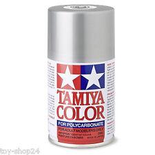 Colore in Spray per lexan policarbonato PS 41 Bright Silver Tamiya 100ml