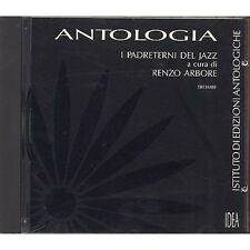 RENZO ARBORE presenta KING OLIVER LOUIS ARMSTRONG CD 1990 NEAR MINT CONDITION