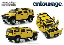 Highway 61 1:18 Entourage (2004-2011 TV Series) - 2003 Hummer H2 HWY-18015