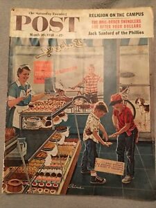 The Saturday Evening Post - March 11, 1950