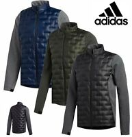 ADIDAS FROSTGUARD INSULATED CLIMAHEAT QUILTED FROST GUARD GOLF JACKET
