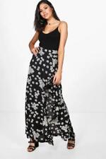 Gonne e minigonne da donna neri floreali Taglia 42