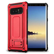 For Samsung Galaxy Note 8 Hybrid Shockproof Armor TPU Case Cover Wireless charge