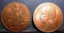 2  Centesimi 1909  FDC  rosso  sig./periz.to