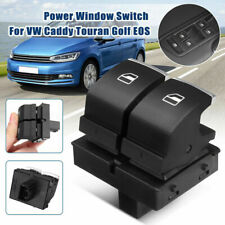 FOR VW CADDY GOLF TOURAN 2 DOOR DRIVERS SIDE ELECTRIC WINDOW SWITCH 5K3959857 UK