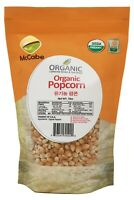 McCabe USDA ORGANIC Popcorn, 1-Pound