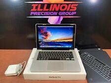 � Apple MacBook Pro 13 / 2.4Ghz Intel / 8Gb Ram / 1Tb / 3 Yr Warranty Os-2017