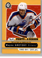 2017-18 O-Pee-Chee Retro Top 10 Point Seasons (Case Hit) Pick From List