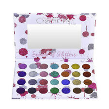 [BEAUTY CREATIONS] Splash of Glitters 28Colors Eyeshadow Palettes Makeup New