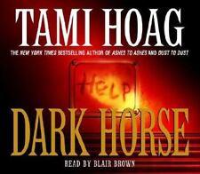 Dark Horse by Tami Hoag (2002, CD, Abridged)