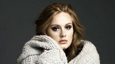 POSTER ADELE MUSIC MUSICA HELLO 19 21 ALBUM POP CD FOTO LP SEXY PRINT SKYFALL 4