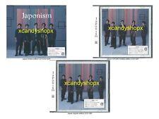 ARASHI 2015 album JAPONISM [ALL 3 EDITIONS] Japan limited + YOITOKO + regular