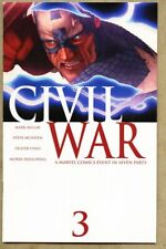 Civil War #3-2006 vf/nm 9.0 Steve McNiven / 1st STANDARD cover Avengers