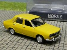 1/87 Norev Renault 12 1974 gelb 511257