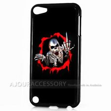 ( For iPod Touch 6 ) Back Case Cover AJ10112 Skeleton