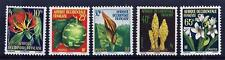 Flowers - French West Africa 1958/9 Flowers set fine fresh MNH