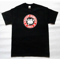 CHEEKY MONKEY BMX T-Shirt - Monkoffee Red - Mid School FREE UK POST & STICKER