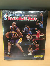 Official NBA 2009/2010 Panini Factory Sealed Sticker Album - Basketball Stars