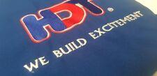 GENUINE HDT BLUE SEAT COVER THROW WITH EMBROIDERED LOGO VK VE VL VN VC VS SS V8