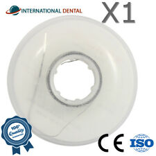 "Orthodontic Dental DynaFlex Flat Lingual Retainer Wire Spool .010x.028 60"""