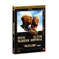Papillon (1973) - Steve McQueen, Dustin Hoffman DVD *NEW