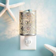 Scentsy Seashore Mini Warmer Brand New Boxed & Samples