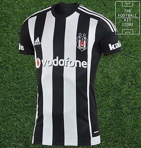 Besiktas Away Shirt - Mens - Official adidas Turkish Football Jersey - All Sizes