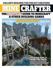 Minecrafter : The Unofficial Guide to Minecraft and Other Building Games TPB