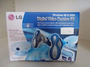 LG LPC-UC35, Digital Video Camera Kit, USB Camera, #SO-77