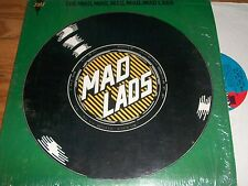 THE MAD LADS -THE MAD,MAD,MAD,MAD,MAD LADS Vinyl (VOLT RECORDS) RARE,O.O.P.