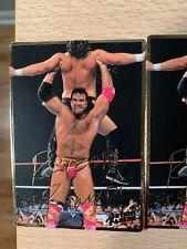 1994 Action Packed WWF #5 Razor Ramon Rookie Card