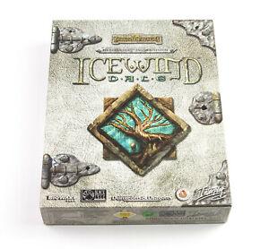 Icewind Dale - PC CD-ROM - Deutsch Big Box Eurobox Black Isle Studios NEUWERTIG