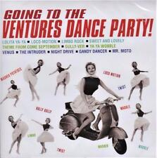 THE VENTURES - GOING TO THE VENTURES DANCE PARTY (NEW SEALED CD)