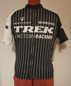 Trek Factory Racing Cycling Jersey - Race Fit, XL Extra Large
