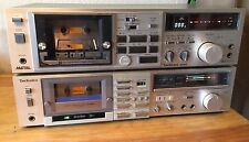 VTG Technics RS-M250 and RS-M258R Cassette Tape Deck Recorder Japan PARTS REPAIR