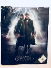 2018 SAN DIEGO COMIC CON FANTASTIC BEASTS SWAG BAG W/ MARTIAN PIN + GUIDES