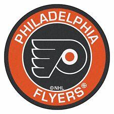 "Philadelphia Flyers 27"" Roundel Area Rug Floor Mat"