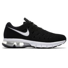 NIKE MEN'S SIZE 11 AIR TRAINER 180 RUNNING SHOES 916460 001 BLACK / WHITE NEW