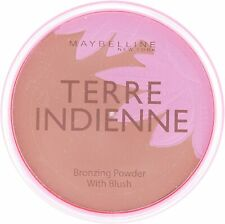 MAYBELLINE TERRE INDIENNE BRONZING POWDER WITH BLUSH