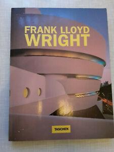 Frank Lloyd Wright - Bildband Architektur, Großformat, Softcover Taschen