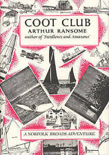 Coot Club by Arthur Ransome (Hardback, 1982)