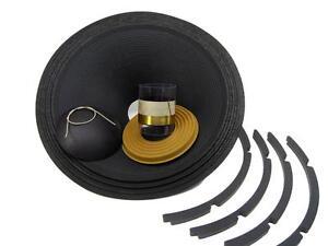 "EV, Electro-Voice ZX4 15"" EVS-15SF, 301177026 Speaker Repair Kit by SS Audio"