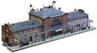 FALLER 110115 H0 Bahnhof Mittelstadt 446x160x130mm NEU OVP