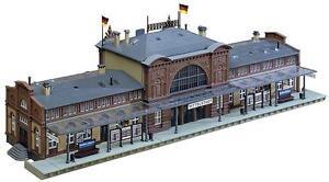 Faller 110115 H0 Railway Station Mittelstadt 446x160x130mm New Boxed