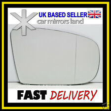 Right Driver Side Wing Mirror Glass  MERCEDES ML W164 05-08 Aspheric