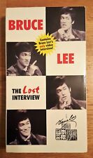 BRUCE LEE: THE LOST INTERVIEW 1971-94 Pierre Berton Show Mandarin Superstar vhs