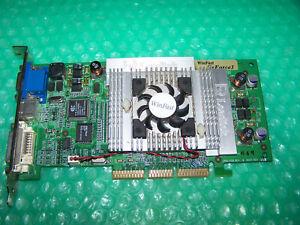 Retro Leadtek Winfast Nvidia Geforce3 AGP (64Mb) Graphics Card