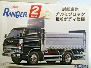 Fujimi 1:32 Scale Hino Ranger Truck Model Kit - Sealed - Kit # 011387.1/32.4800
