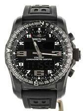 BREITLING COCKPIT B50 NIGHT MISSION 46mm REF: VB501022/BD41 COMPLETE SET