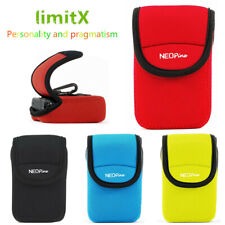 Lightweight Neoprene Soft case cover camera bag for Sony ZV-1 ZV1 Olympus TG-6